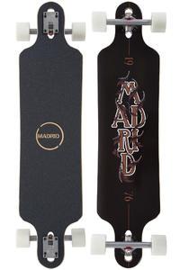 "Madrid Katar DT 39.5"" (100,3cm) Komplett-Longboard (stacked)"
