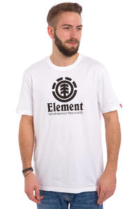 Element Vertical T-Shirt (white)