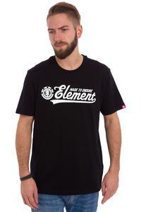 Element Signature T-Shirt (flint black)