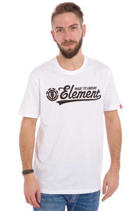 Element Signature T-Shirt (optic white)