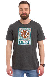 Element Spirograph T-Shirt (charcoal heather)