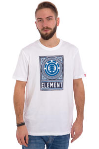 Element Spirograph T-Shirt (optic white)