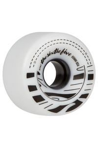 Ninetysixty Slide 65mm 80A Rollen (white) 4er Pack