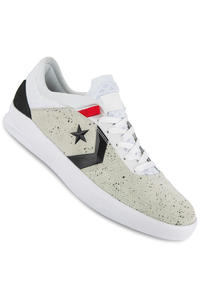 Converse CONS Metric CLS Schuh (white black red)