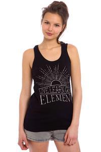 Element Sun LLG Tank-Top women (black)