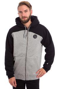 Volcom Rixford Lined Zip-Hoodie (heather grey)