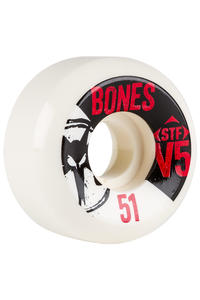 Bones STF-V5 Series II 51mm Rollen (white) 4er Pack