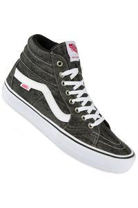 Vans Sk8-Hi Pro Shoe (distortion black white)