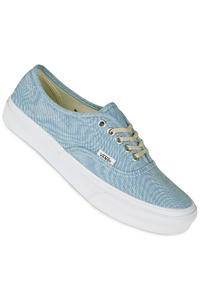 Vans Authentic Slim Schuh women (chambray blue true white)
