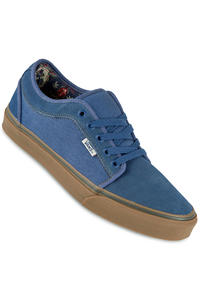 Vans Chukka Low Shoe (blue glue gum)