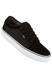 Vans Chukka Low Suede Shoe (black white)