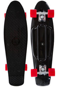 "SK8DLX Asphalt 27"" Cruiser (black red)"