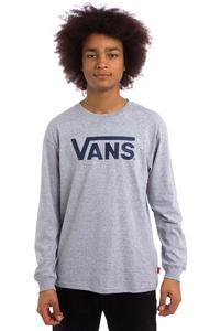 Vans Classic Longsleeve (athletic heather)