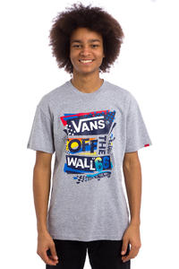Vans Stenciled II SP16 T-Shirt (athletic heather)