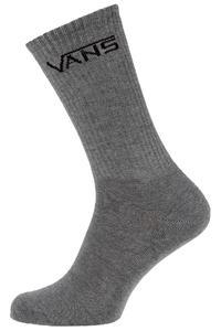 Vans Classic Socken (heather grey) 3er Pack