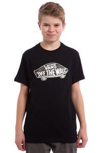 Vans OTW Logo Fill T-Shirt kids (black camo)