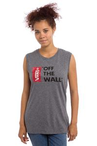 Vans Authentic Anthem 2 Tank-Top women (grey heather)