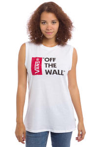 Vans Authentic Anthem 2 Tank-Top women (white)