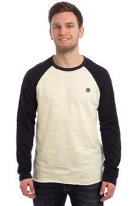 Element Blunt Longsleeve (flint black)