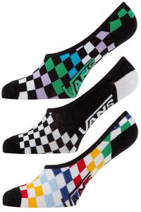 Vans Checkin In Canoodles Socks US 7-10 women (white) 3 Pack