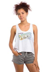 Vans Cypress Holiday Tank-Top women (white)