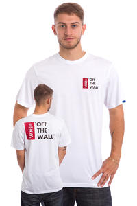 Vans Off The Wall III T-Shirt (white)