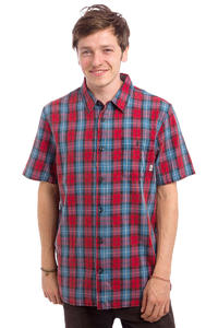 Vans Sherborn Shortsleeve Shirt (chili pepper)