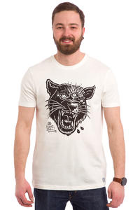 Element x Timber! 3 Eyed Panther T-Shirt (off white)