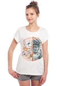 Element Owl Transition T-Shirt women (ivory)