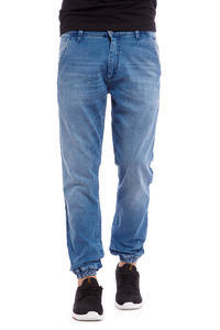 REELL Jogger Pants (mid blue wash)