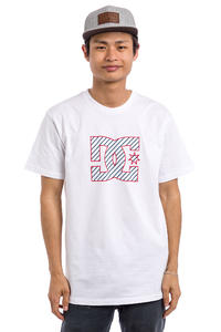 DC Fill Star T-Shirt (white)