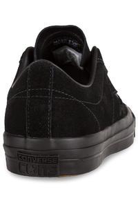 Converse CONS One Star Pro Shoe (black mono)