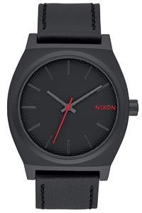 Nixon The Time Teller Watch (all black stamped)