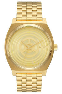 Nixon x Star Wars C-3PO The Time Teller Uhr (gold)