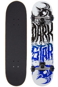 "Darkstar Reverse 7.875"" Complete-Board (black blue)"