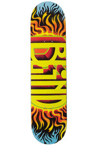 "Blind Fuego 7.75"" Deck (black)"