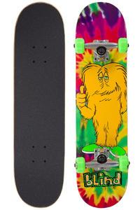 "Blind Hippie Looney Mid 7.25"" Komplettboard (tie dye)"