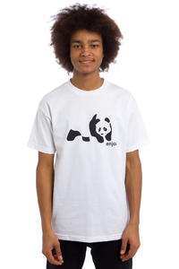 Enjoi Panda Splice T-Shirt (white)