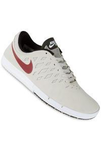 Nike SB Free Schuh (light bone team red)