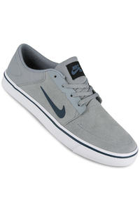 Nike SB Portmore Schuh (grey squadron blue)