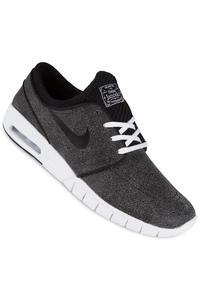 Nike SB Stefan Janoski Max Leather Premium Shoe (black black white)