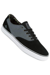 Emerica The Provost Slim Vulc Schuh (black grey white)