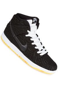 Nike SB Dunk High Pro Schuh (black black white)
