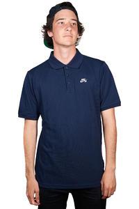 Nike SB Dri-FIT Polo-Shirt (obsidian white)