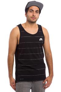 Nike SB Dri-FIT Yarn Dye Tank-Top (black white)