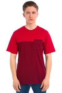 Nike SB Dri-FIT Blocked Pocket T-Shirt (team red)