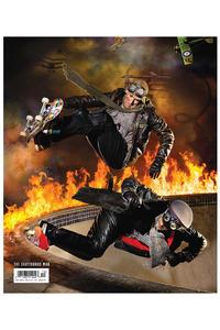 The Skateboard Mag Dezember 2015 Magazin