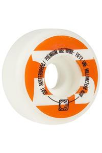 Jart Skateboards Biggie 51mm Rollen (white) 4er Pack