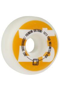 Jart Skateboards Biggie 54mm Rollen (white) 4er Pack