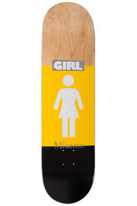 "Girl Capaldi Blocked OG 8.25"" Deck"